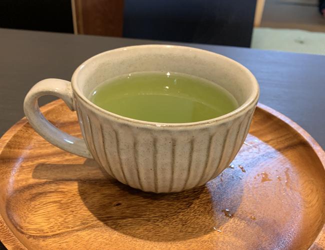 亀屋十吉 河越抹茶入り玄米茶