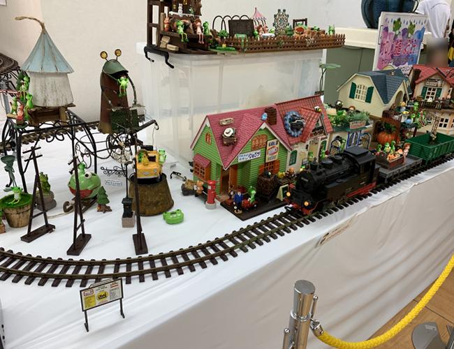 ケロリン鉄道