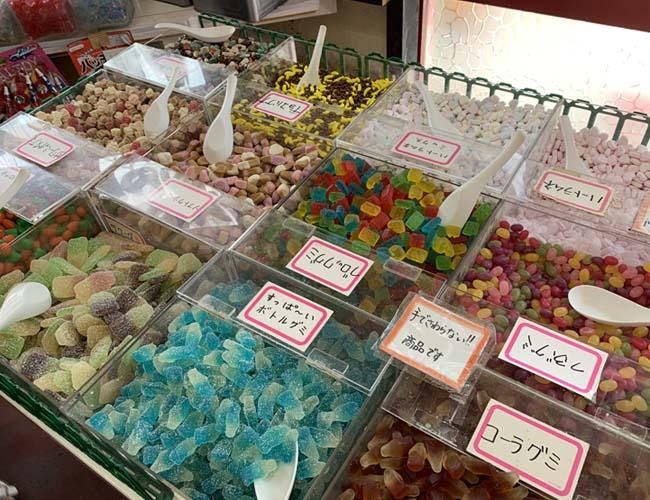 江戸屋 お菓子量り売り