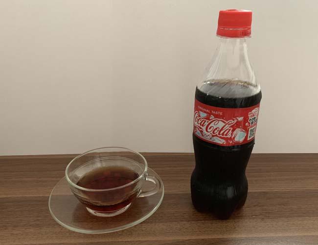 コカコーラ×ポッピングボバ