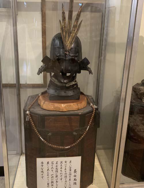 川越歴史博物館 3階展示物