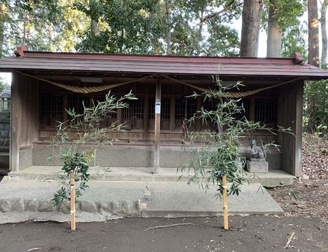 尾崎神社 摂社
