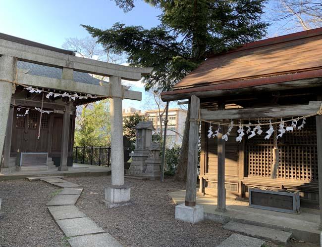 御嶽神社・浅間神社