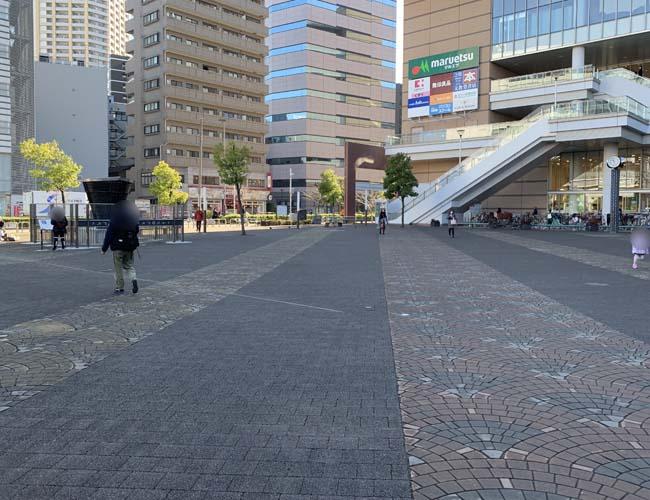キュポ・ラ広場