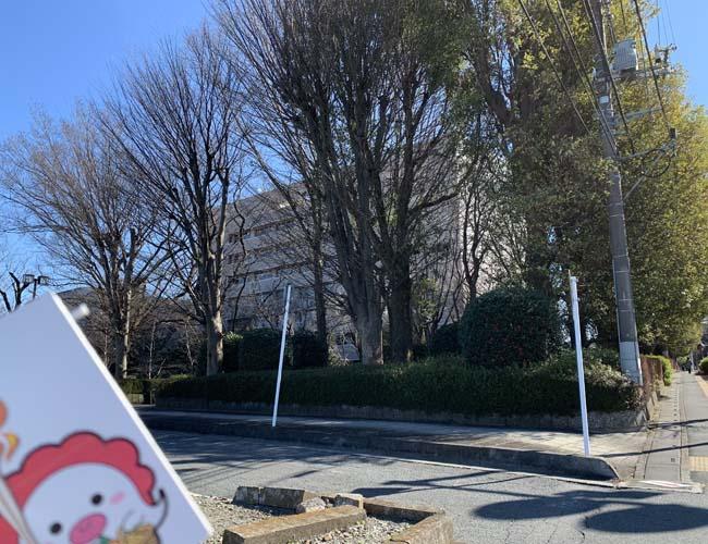 狭山市役所