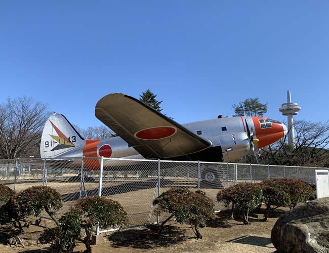 C-46A輸送機(天馬)