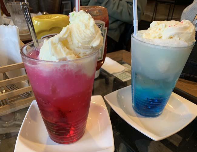 honohonoのクリームソーダ