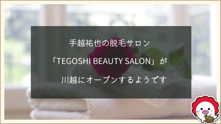 TEGOSHI BEAUTY SALON