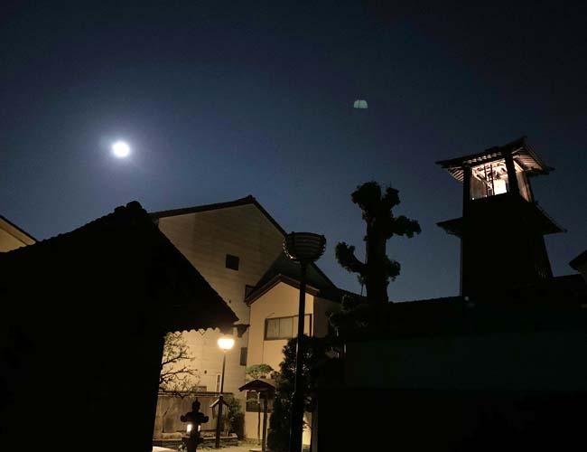 夜の時の鐘