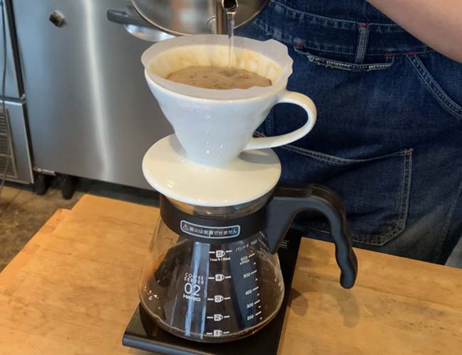 glin coffee大工町2号店