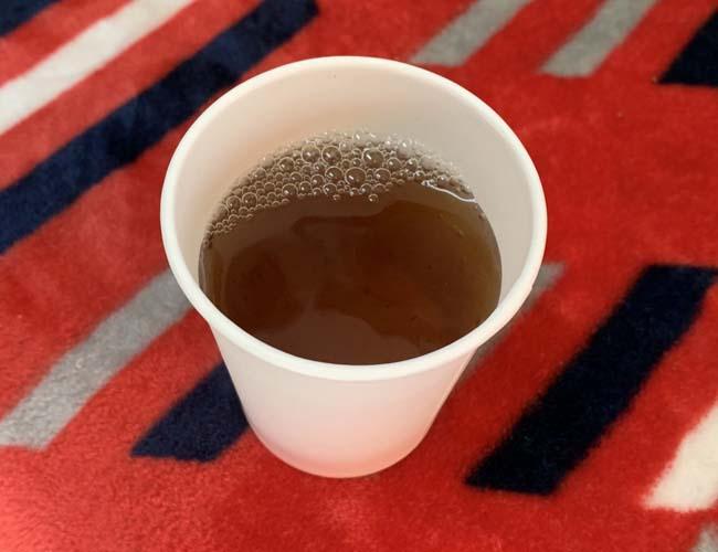 斉藤牛蒡店のごぼう茶