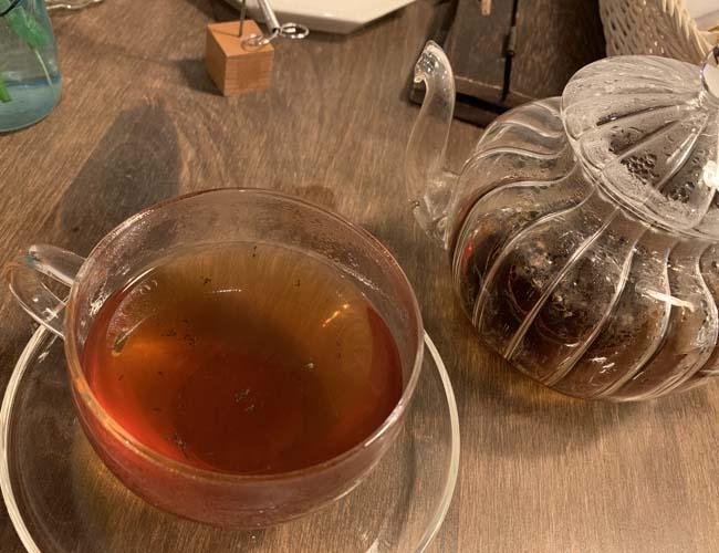 花香楽 ストロベリー&バニラ(紅茶)