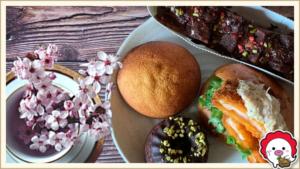 川越ベーカリー楽楽/サンドイッチパーラー楽楽 春のわくわくパン祭り