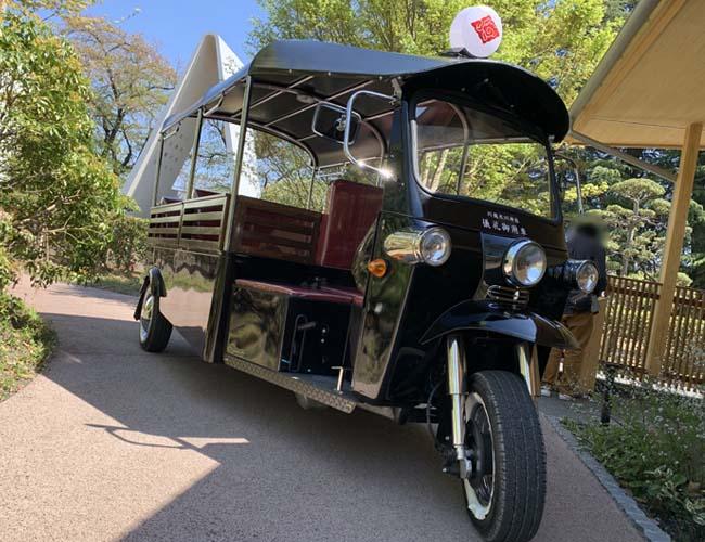 川越氷川神社「儀礼御用車」